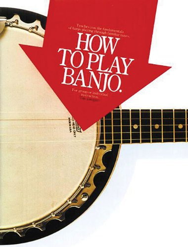 How To Play Banjo (Tim Jumper): Noten für Banjo