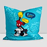 "Best Disney Cots - Disney""Mickey"" Digital Printed Cushion Filled with Microbeads Review"