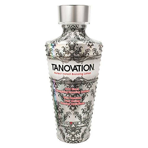 Ed Hardy TANOVATION Black Bronzing Tanning Lotion - 11 oz. by ED HARDY
