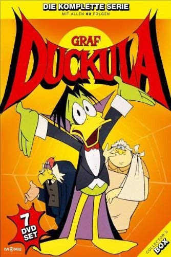 Graf Duckula - Collector\'s Box [7 DVDs]
