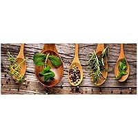 Suchergebnis auf Amazon.de für: wandbild kraeuter: Küche, Haushalt ...