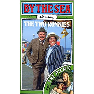 The Two Ronnies - By the Sea & The Picnic [VHS]