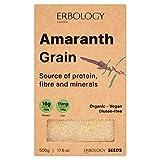 Bio Amaranth 500g - Reich an Proteinen und Ballaststoffen