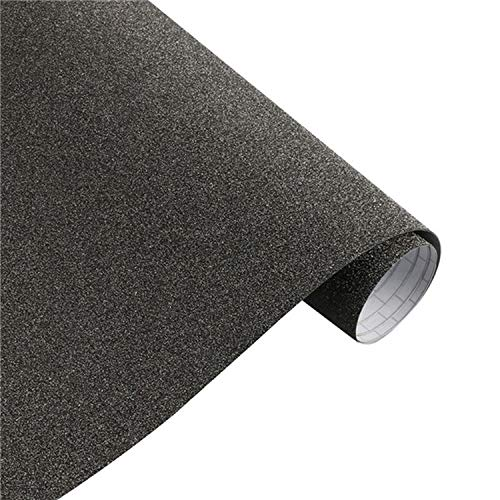 wall-8-CC Auto-Aufkleber, Glitzer-Diamant-Optik, Vinyl, für Karosserie, Auto-Dekoration, Motorrad-Aufkleber, Synthetisch, 152cm*50cm, Einheitsgröße
