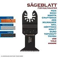 Multitool Werkzeug Sägeblatt für Holz 45mm Multimaster Fein Bosch Makita