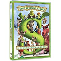 Shrek Collection 1-4