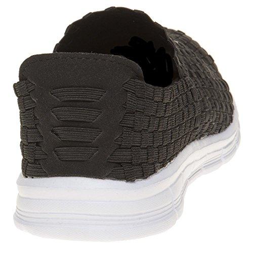 Xti 46780 Femme Baskets Mode Noir Noir
