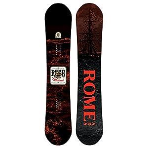 ROME Herren Freestyle Snowboard Mechanic 156