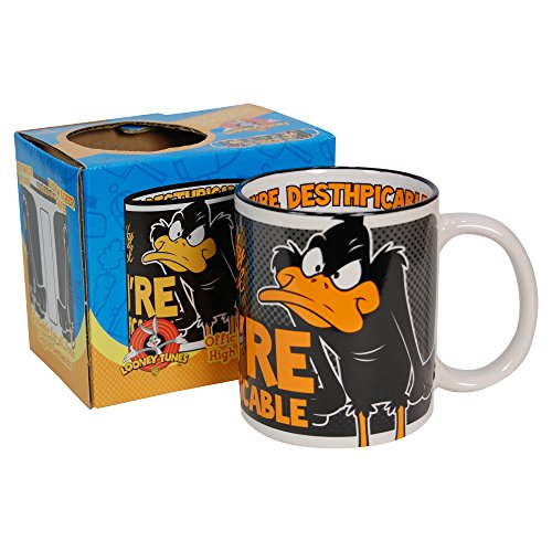 daffy-duck-mug-youre-despicable