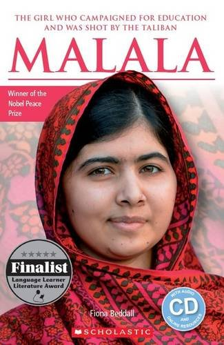 Malala (1CD audio) par Fiona Beddall