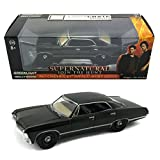 LootCrate September 2015 Supernatural Dean's 1967 Chevrolet Impala 1:64 Die Cast Toy Car by Greenlight Collectibles