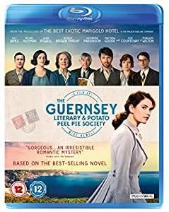 The Guernsey Literary And Potato Peel Pie Society [Blu-ray] [2018]