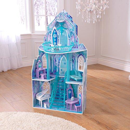 Elsa Eispalast: Eiskönigin Puppenhaus aus dem Film Frozen (inkl. Testbericht) - 5