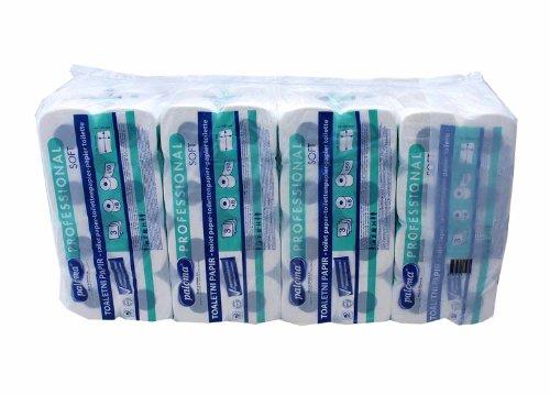 Toilettenpapier | WC Papier | Klopapier - 3 - lagig [96 Rollen]