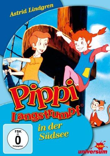Astrid Lindgren: Pippi Langstrumpf in der Südsee