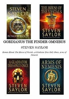 Gordianus The Finder Omnibus (Books 1-4) (English Edition) von [Saylor, Steven]
