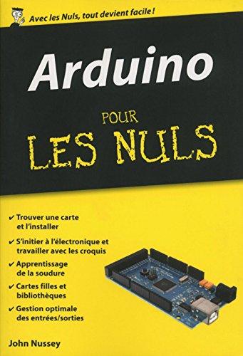 Arduino pour les Nuls poche