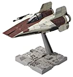 Japan Action Figures - Star Wars A-wing starfighter 1/72 scale plastic model *AF27*