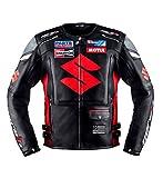 Corelli Schwarze Moto Leder Jacke (M(EU50))