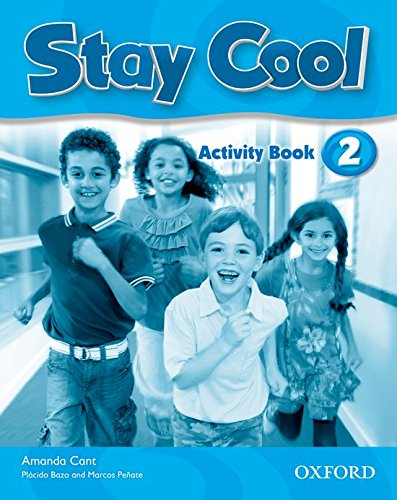 Stay Cool 2: Activity Book - 9780194412384