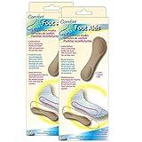 FootMatters Comfort Foam 3/4 Length Inso...