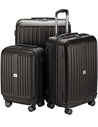 HAUPTSTADTKOFFER - XBERG Koffer Trolley Reisekoffer Hartschale matt (S, M, L )
