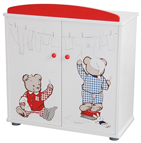 Roba 98830 - Teddy College Bambole Armadio