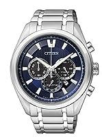 Citizen CA4010-58L - Reloj de cuarzo para hombre, con correa de 0, color multicolor de Citizen