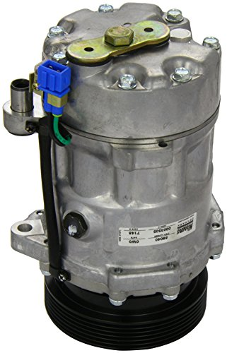 NISSENS 89040 Kompressor, Klimaanlage - Klimaanlage Seat