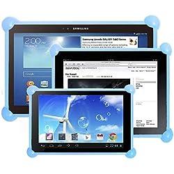 """Funda universal de Silicona para tablet de 7"""" (Varios colores)"""