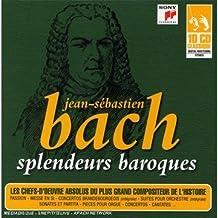 Coffret 10 CD :  Splendeurs Baroques