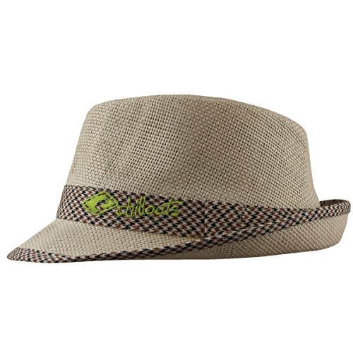 CHILLOUTS Erwachsene Hut Havanna Hat, Natural, One size, 4247