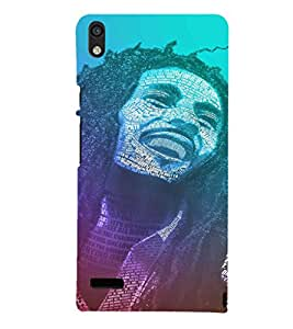 EPICCASE Money cant buy happiness Mobile Back Case Cover For Huawei Ascend P6 (Designer Case)