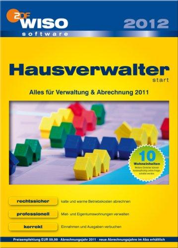 WISO Hausverwalter 2012 Start [Download]