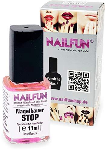 Nagelkauer Stop, 11ml Speziallack für Nagelbeißer - 6,99 €