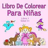 Best Libros de los niños de Navidad - Libro De Colorear Para Niñas Libro 1 Edad Review