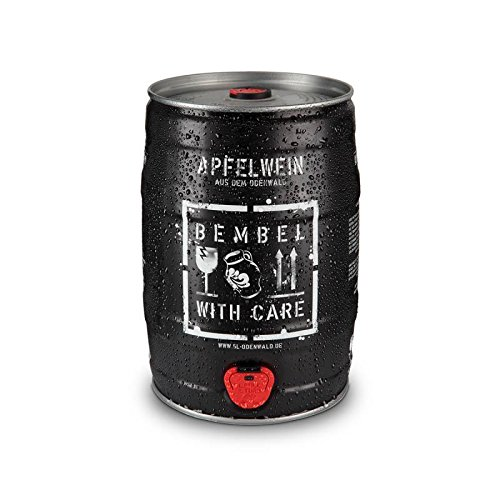 Bembel With Care Apfelwein Fass 5 Liter