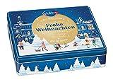 Bahlsen Weihnachtsdose - neues Motiv für 2019 - erlesene Gebäckmischung, 1er Pack (1 x 300 g)