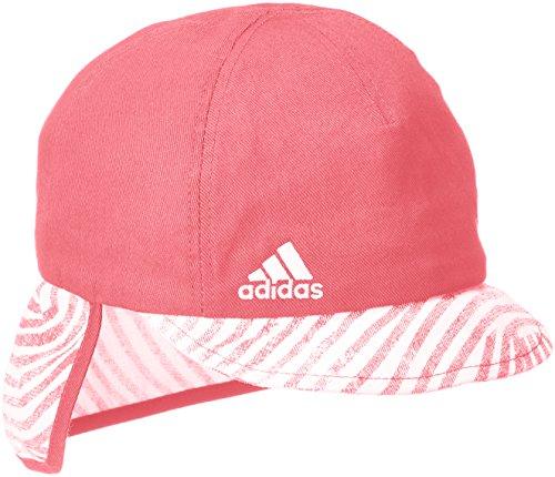 adidas cv7162Cap bebé-niños M rosa (rostiz/weiß) Bebe Cap