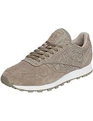 Reebok Hombres Calzado / Zapatillas de deporte CL Leather Ksp