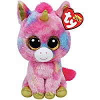 Ty Plush – Beanie boo' S Wide – Fantasia Unicorn