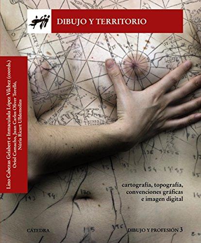 Dibujo-Y-Territorio-Cartografa-Topografa-Convenciones-Grficas-E-Imagen-Digital-Arte-Grandes-Temas