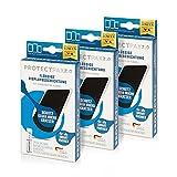 Protector de Cristal Líquido ProtectPax 2.0 | German Version Tu Oportunidad | Universal para Pantallas Táctiles de Teléfonos y Tabletas | Anti Bacteria | Protector Pantalla Apple Samsung Huawei HTC LG Sony |