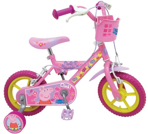 Peppa Pig Bike, 12 Inch Best Price and Cheapest