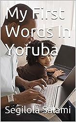 My First Words In Yoruba