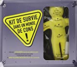 Kit de survie dans un monde de cons : Coffret 2 volumes : Vivre avec des cons ; Travailler avec des cons