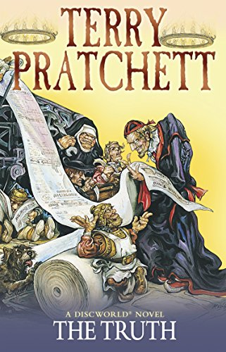 Cover of The Truth (Discworld 25)