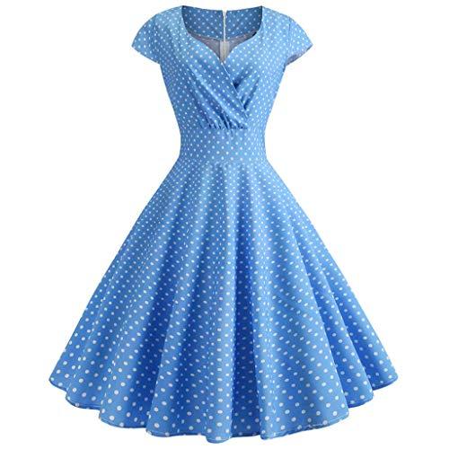 Porlous Damen Tunika Kleid Silber Rouge, Vert, Blanc 40 Gr. L, Bleu-2