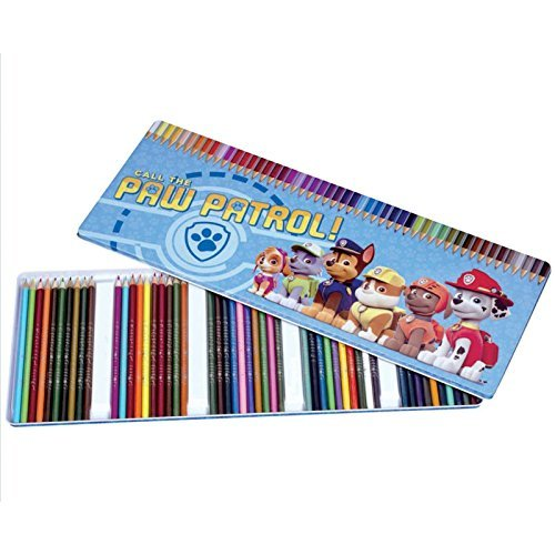sets-metall-pappetui-50-farben-pat-patrouille-paw-patrol-chase-rubble-skye-rocky-marshall-und-zuma-g