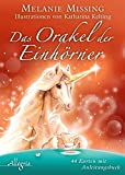 Image de Das Orakel der Einhörner: 44 Karten mit 160 S. Begleitbuch